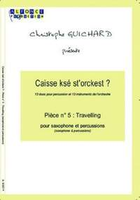 Christophe Guichard: Travelling