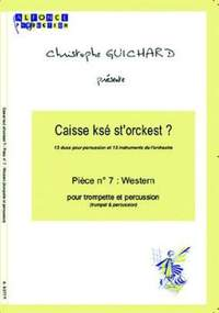 Christophe Guichard: Western