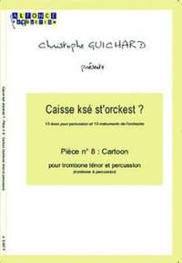 Christophe Guichard: Cartoon