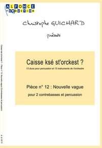 Christophe Guichard: Nouvelle Vague