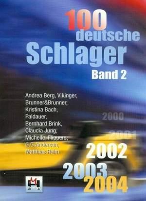 Deutsche Schlager(100) 2 Keyb. Product Image
