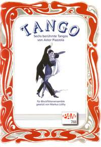 Astor Piazzolla: Tango