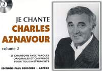 Charles Aznavour: Je chante Aznavour Vol.2