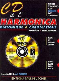 Jean-Jacques Milteau_Tony March: CD à l'Harmonica