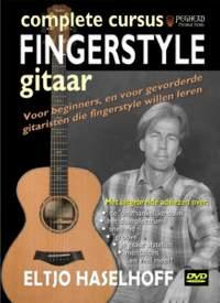 Complete Cursus Fingerstyle Guitar DVD