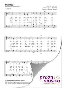Roelof Elsinga: Psalm 22