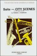 Terence J. Thompson: Suite - City Scenes