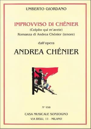 Umberto Giordano: Andrea Chénier: Improvviso di Chénier