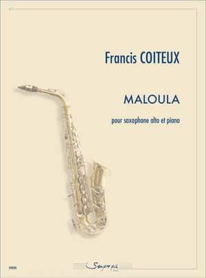 Francis Coiteux: Maloula