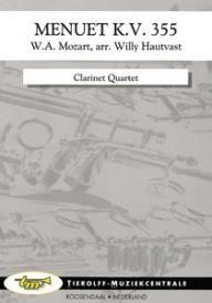 Wolfgang Amadeus Mozart: Menuet K.V. 355