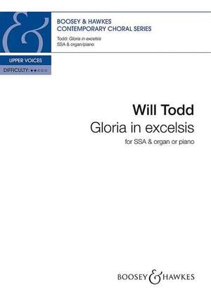 Todd, W: Gloria in excelsis