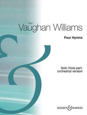 Vaughan Williams, R: Four Hymns