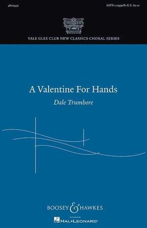 Trumbore, D: A Valentine for Hands