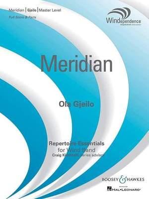 Gjeilo, O: Meridian