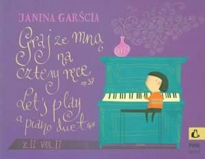 Garscia, J: Let's Play a Piano Duet   Volume 2