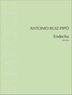 Ruiz-Pipó, A: Endecha