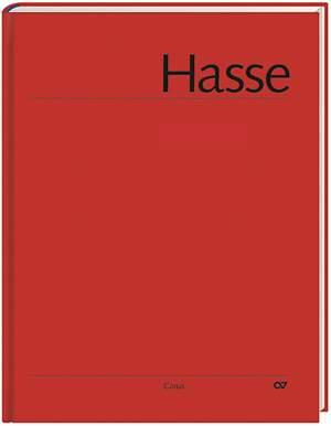 Hasse: Missa in g (1783)