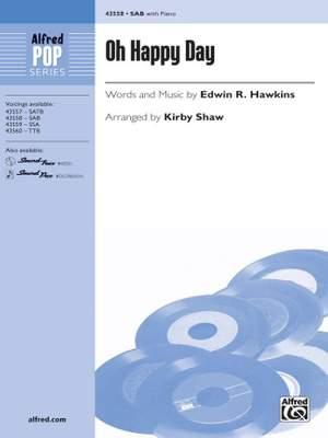 Edwin R. Hawkins: Oh Happy Day SAB