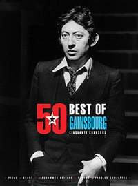 Serge Gainsbourg: Best of - 50 chansons