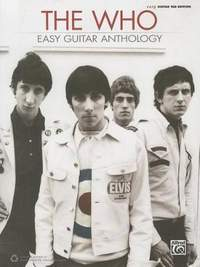 The Who: Easy Guitar Anthology