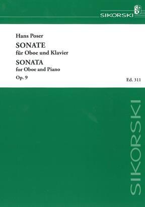 Hans Poser: Sonate