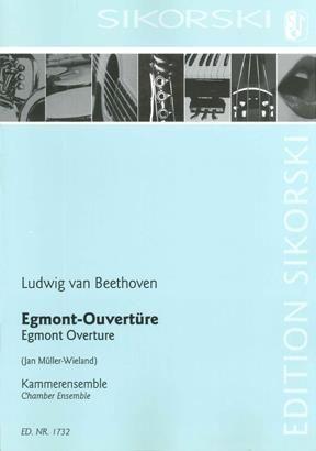 Ludwig van Beethoven: Egmont-Ouvertüre