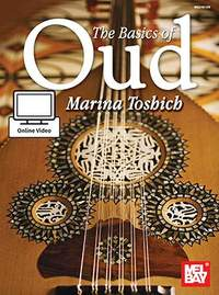 Marina Toshich: Basics Of Oud Book With Online Video