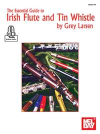 Grey Larsen: Essential Guide To Irish Flute And Tin Whistle