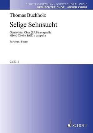 Buchholz, T: Selige Sehnsucht