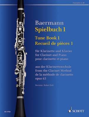 Baermann: Tune Book Op. 63 Volume 1