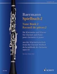 Baermann: Tune Book Op. 63 Volume 2