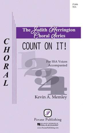 Kevin A. Memley: Count on It!