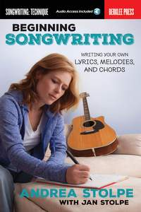 Andrea Stolpe_Jan Stolpe: Beginning Songwriting
