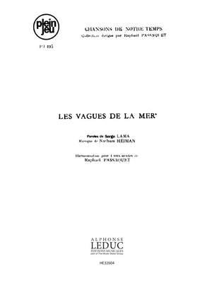 Nachum Heiman: Chansons De Notre Temps