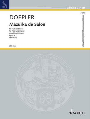 Doppler, A F: Mazurka de Salon op. 16