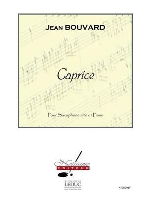 Bouvard: Caprice