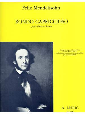 Felix Mendelssohn Bartholdy: Rondo Capriccioso