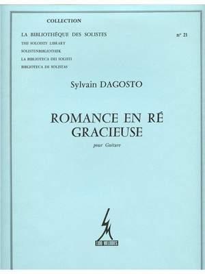 Dagosto: Romance En Re/Gracieuse