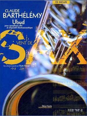 Barthelemy: Ubud Collection Vent De Sax