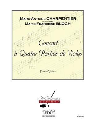Marc-Antoine Charpentier: Charpentier Marc Antoine Concert