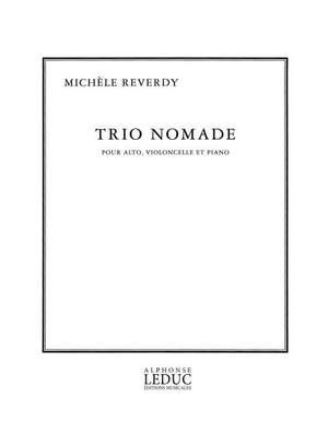 Michèle Reverdy: Reverdy Michele Trio Nomade Viola Cello & Piano