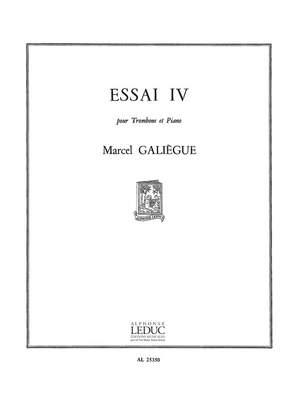 Galiegue: Essai 4
