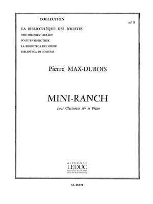 Pierre-Max Dubois: Mini-Ranch Product Image