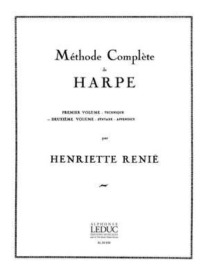 Henriette Renié: Méthode Complète de Harpe Vol. 2