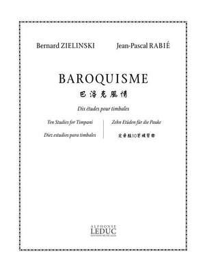Zielinski-Rabie: Baroquisme