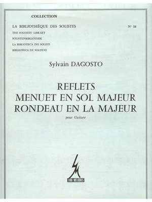 Sylvain Dagosto: Dagosto Reflets Menuet In G Major