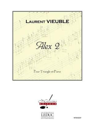 Laurent Vieuble: Vieuble Alex 2 Triangle & Piano