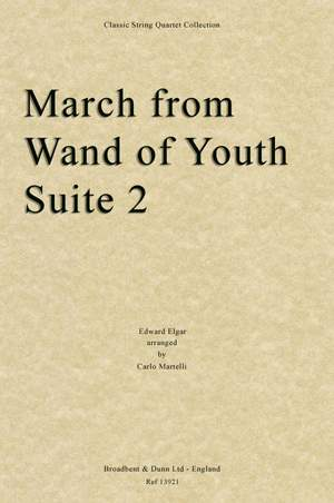 Elgar, Edward: March from Wand of Youth Suite Two
