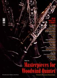 Masterpieces For Woodwind Quintet Vol2   Vol.2