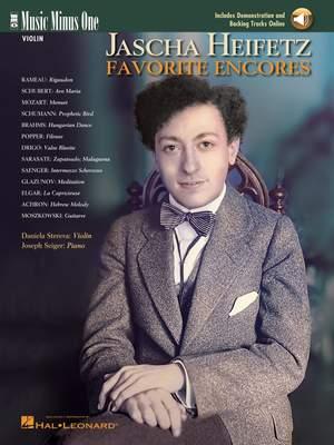 Heifetz J: Jascha Heifetz Favorite Encore